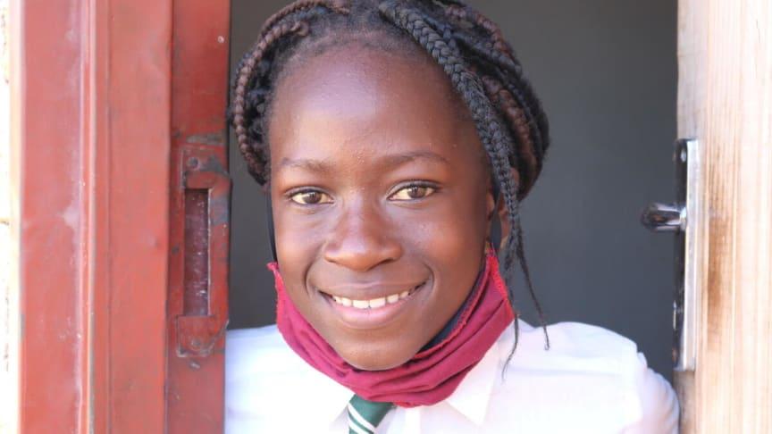 McClean, 10, Zimbabwe