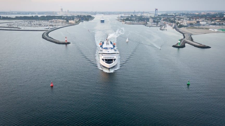 """Die """"blaue"""" Grenze zwischen Deutschland und Dänemark wird wieder geöffnet"""