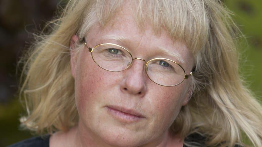 Birgitta Nordström - porträtt