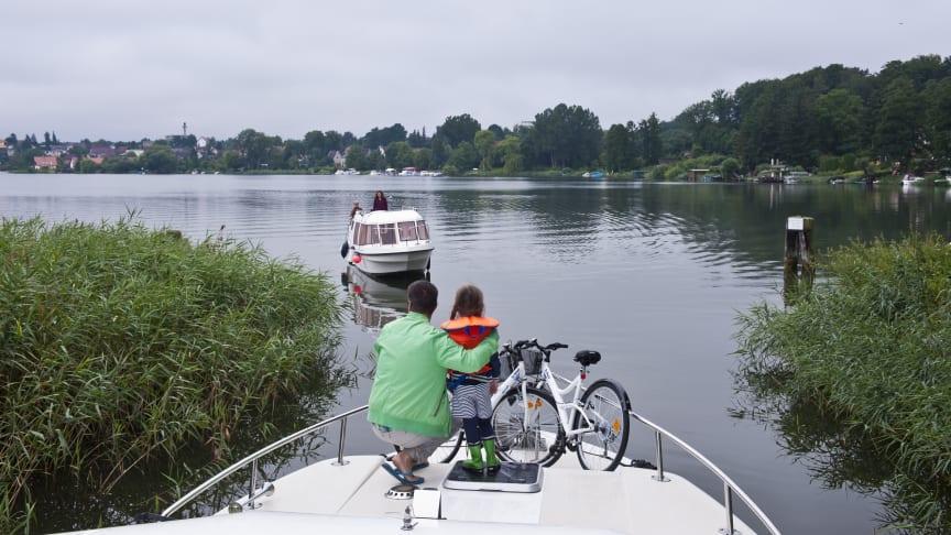 Brandenburg hat sich im internationalen Wassertourismus gut etabliert, die Unterhaltung der Infrastruktur wird derzeit diskutiert (TMB-Fotoarchiv/Yorck Maecke)