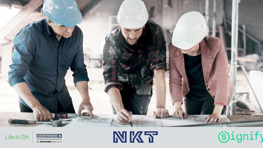 Schneider Electric, NKT og Signify inviterer til elfagligt seminar