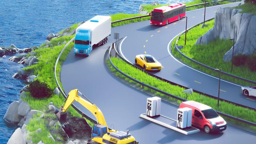 NYE MILLIONER: Denne gangen lyses det ut midler til utslippsfri transport på land og digitalisering av energisystemet (illustrasjon).