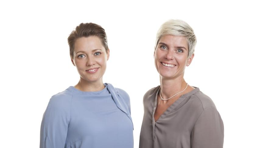 nFocus - Thorunn Widö och Mia Skoog