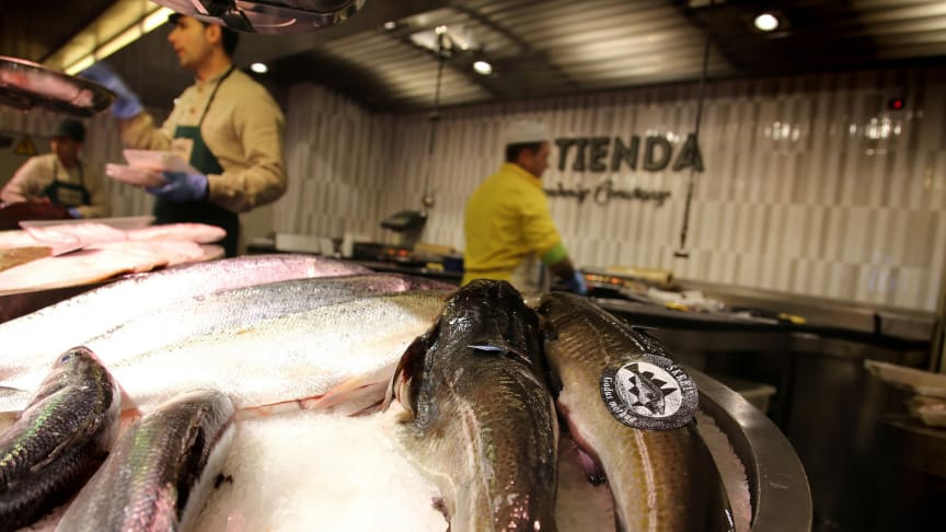 Norwegian seafood exports decline in April, but total export value for 2017 has increased