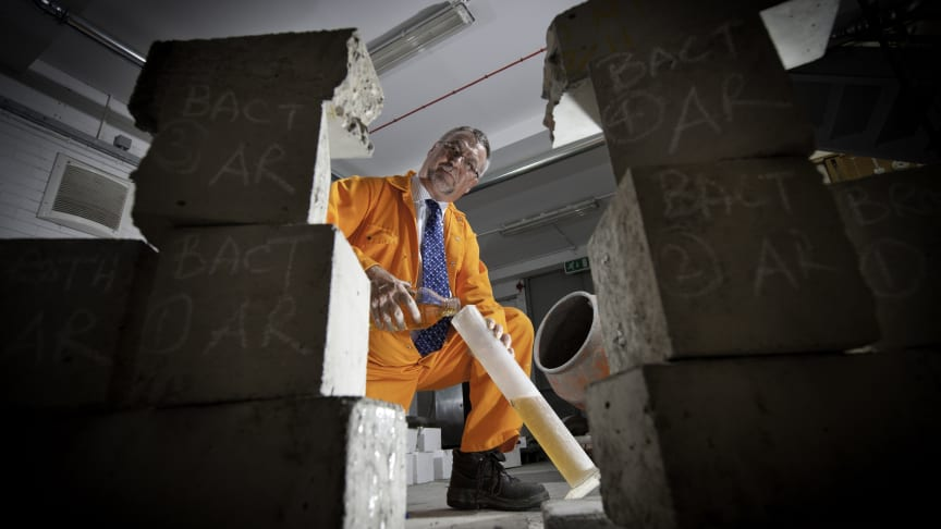 Turning research into concrete savings