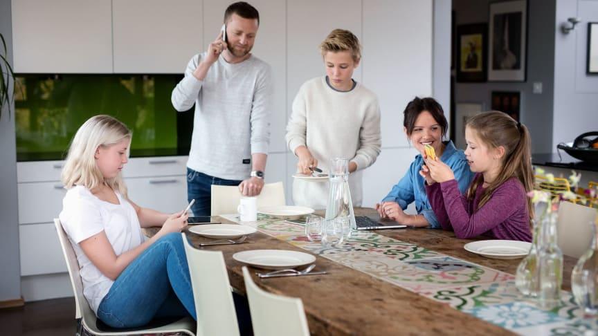 Med Min Familie er Telenor på god vei til å forenkle hverdagen til folk flest, og nå vil flere virksomheter være med.