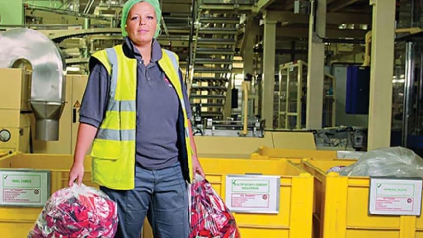 Nestlé: Livsmedelsproducenter kan bli bättre på att minska matsvinnet