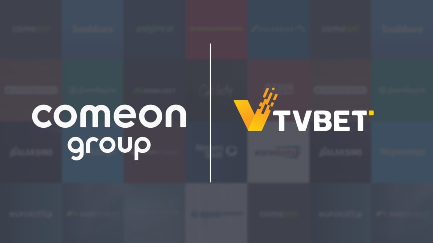 ComeOn Group and their PZBuk brand expands their presence in Poland by partnering up with live games stream provider TVBET