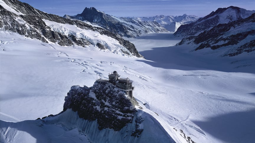 Jungfraujoch © Schweiz Tourismus Fotograf Christof Sonderegger