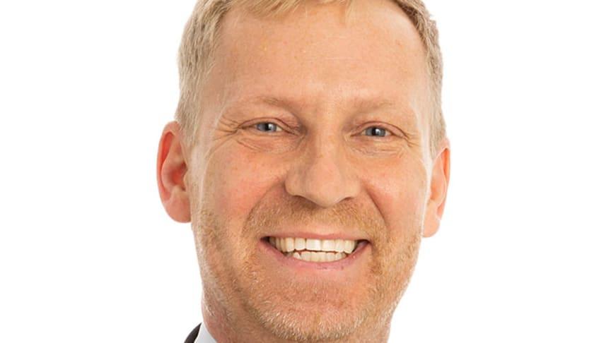 Johan von Sydow blir ny förbundsdirektör för Storsthlm. Foto: Sara Burman.