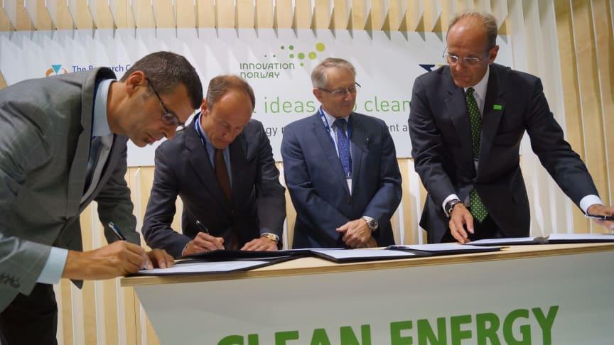Lover grønn milliardinvestering i olje og gass