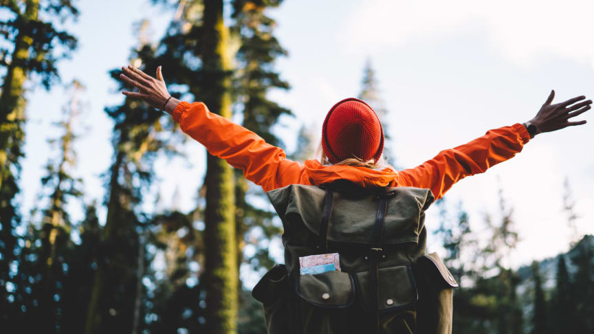 Vilka är de 10 bästa apparna för ett rikt friluftsliv?