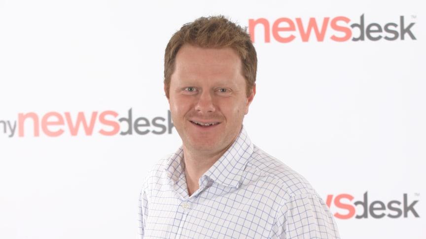 Mynewsdesks Jonathan Bean leder Nordic Local Media Conference