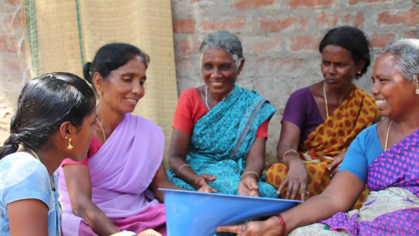 LIXIL har hjulpet 15 millioner mennesker med tilgang til et trygt og rent toalett, men det er fortsatt 2 milliarder er uten tilgang.