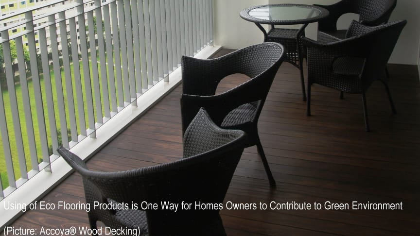 """What are the Ways You can Help to Promote a Green Living Environment @ Home?"""""""