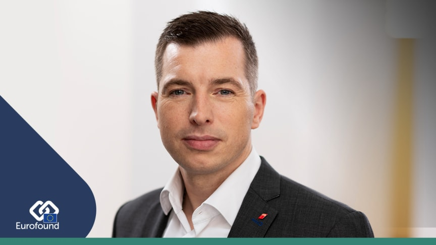 New Chair of Eurofound's Management Board