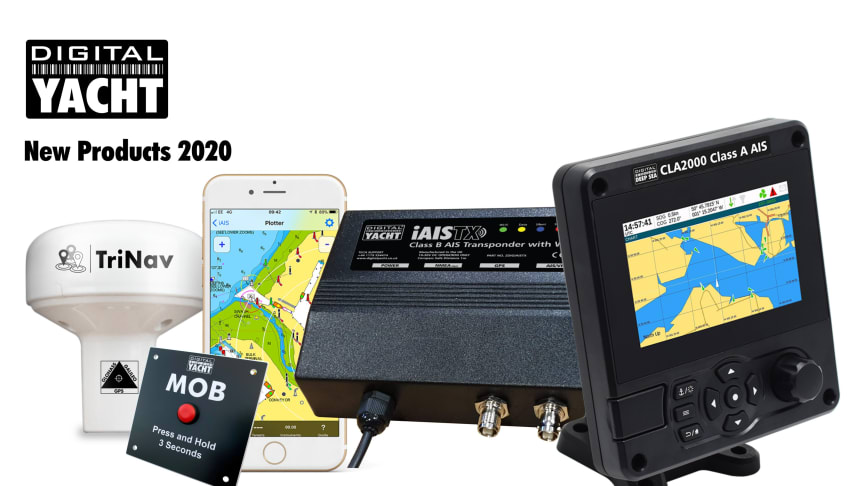 Digital Yacht 2020 Euro Price List & New Products