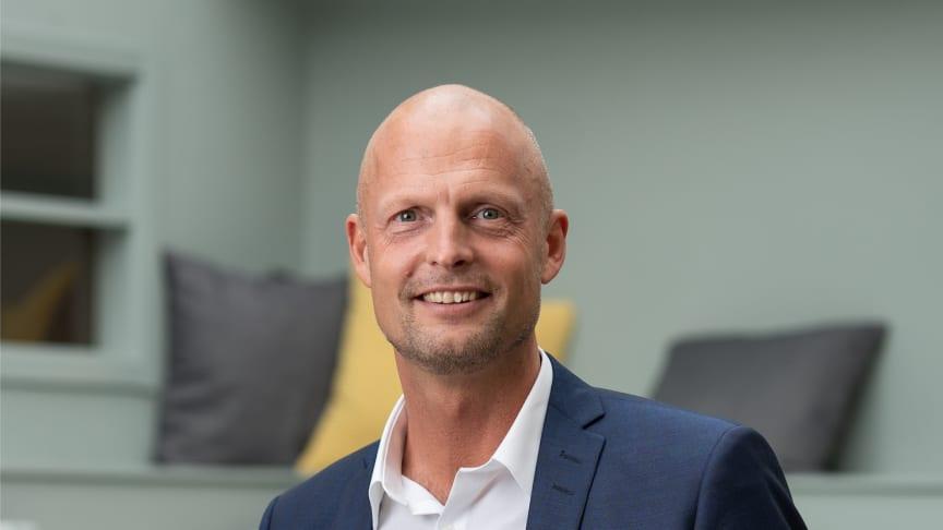 Andreas Lindqvist, vd för OnePartnerGroup i Umeå