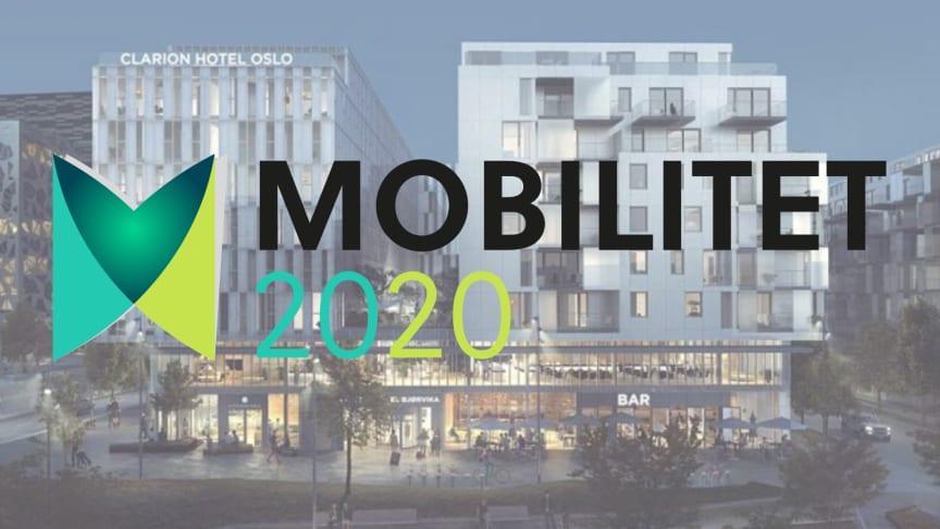 4. og 5. februar går Mobilitet2020 av stabelen på Clarion Hotel Oslo i Bjørvika.