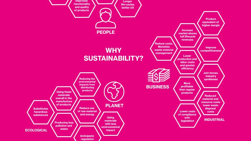Infografik: Why sustainability?