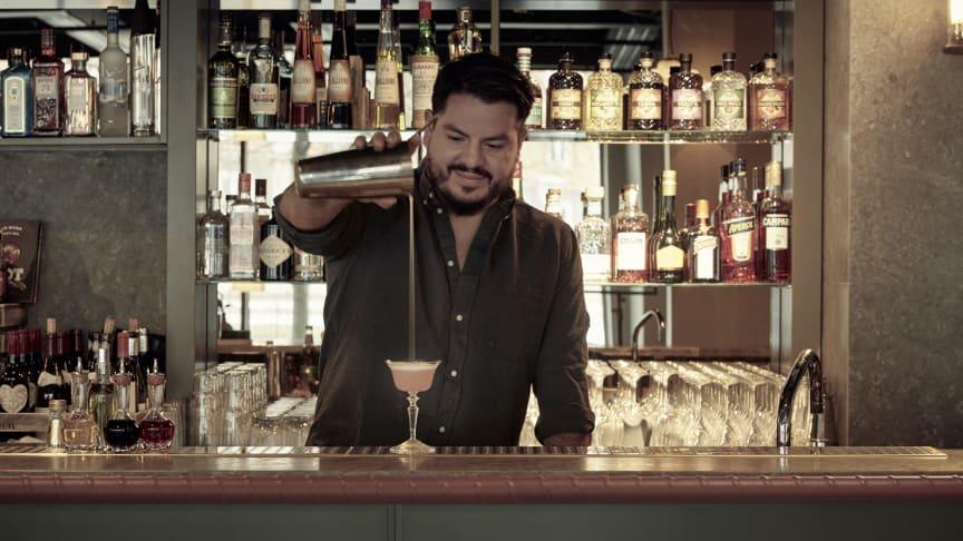 Elite Palace Hotel öppnar cocktailbaren Bar 115