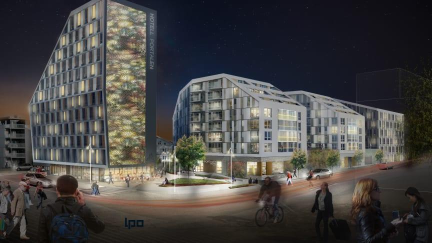 Scandic to build new hotel at Norway's biggest exhibition center in Lilleström