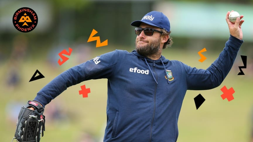 Birmingham Phoenix confirm coaching line ups