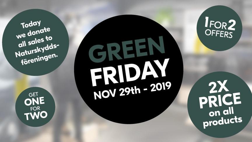 Haglöfs Green Friday