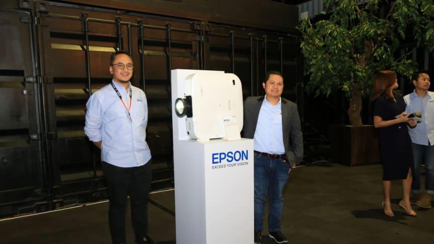 Epson Meluncurkan Proyektor 20.000 dan 12.000 Lumens untuk Melengkapi Jajaran Produk High-brightness untuk Memenuhi Kebutuhan Industri Event, Rental dan Staging