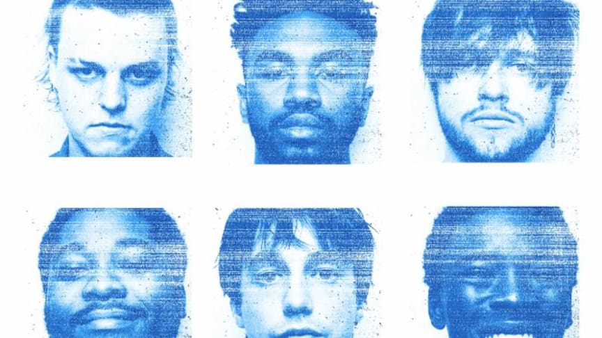 Boyband/rap-kollektivet BROCKHAMPTON til Den Grå Hal 12. maj