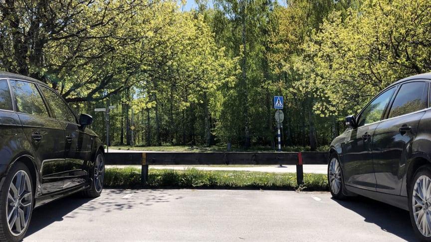 Att hyra parkeringsplats