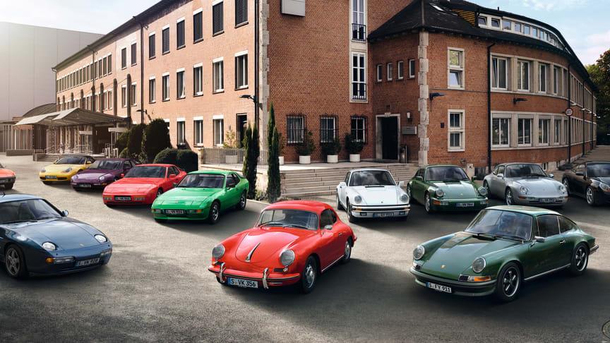 Miklagruppen åpner eksklusivt anlegg for Porsche Classic i Son; det tredje av sitt slag i verden