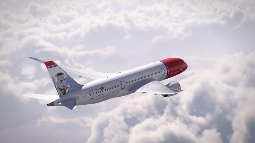 Norwegian rendirá homenaje al artista argentino Xul Solar en la cola de uno de sus aviones