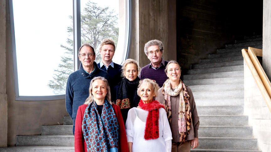 Team der Sektion für Bildende Künste am Goetheanum (Foto: Duilio A. Martins)
