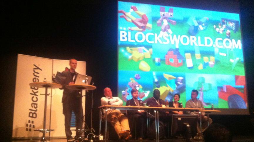 Dubbla succéer för Boldai på Nordic Game Conference