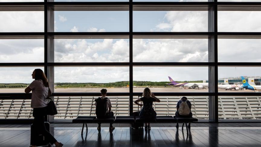 Stockholm Arlanda Airport. Photo: Kalle Sanner