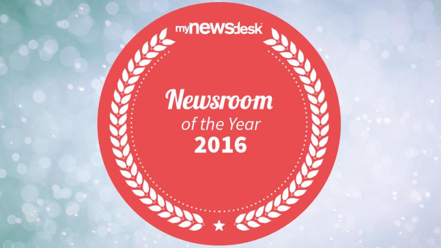 """""""Newsroom of the Year 2016"""" – die Gewinner stehen fest"""