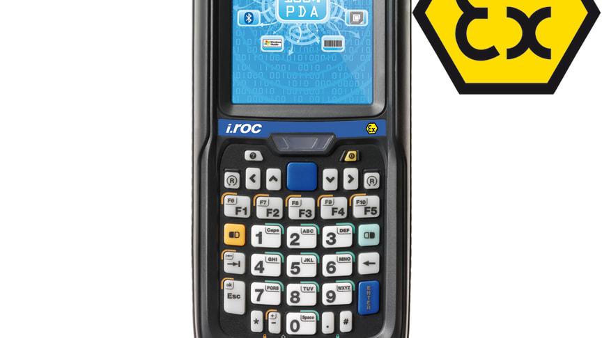 Ny handdator för industrin - i.roc® Ci70-Ex!