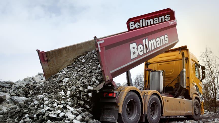 Hur kan hanteringen av kvitton i samband med transporter från grustäkter digitaliseras? Det har Hogia testat tillsammans med Bellmans Åkeri och Entreprenad.