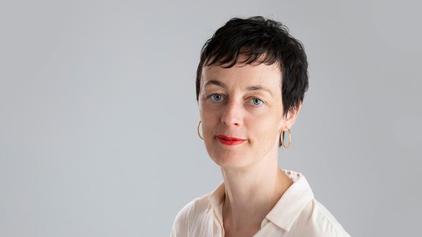 Susanna Dahlberg, VD på Regionteater Väst. Foto: Ateljé Karlheden