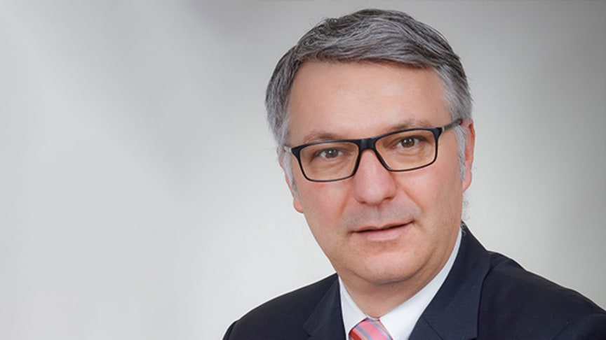 Christian Stingl, Panalpina's new regional head of marketing and sales for Europe.