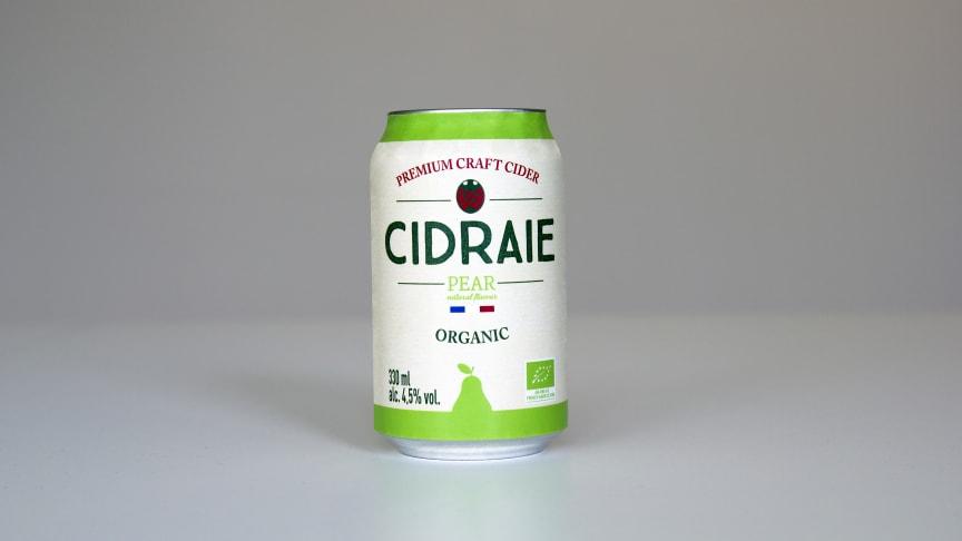 Cidraie Organic Pear