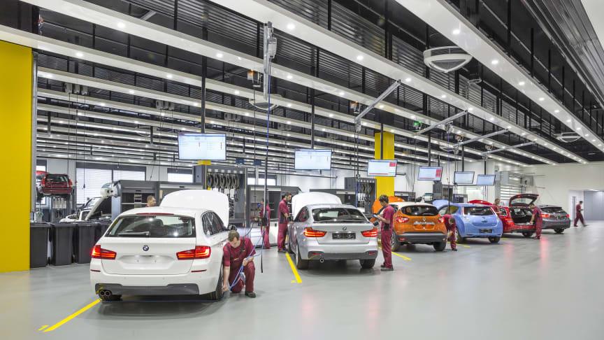 Hedin Automotive AG fortsetter nå å vokse gjennom oppkjøpet av den strategisk viktige karosseri- og lakkvirksomheten CaroLack Galliker.