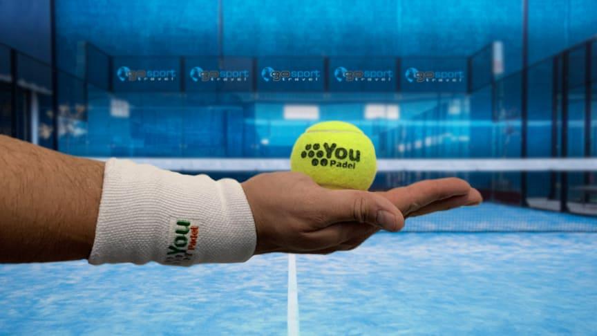 GO Sport Travel och YouPadel inleder samarbete.