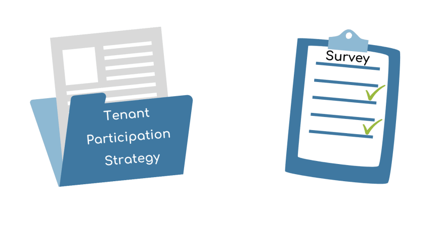 Take part in shaping the Tenant Participation Strategy
