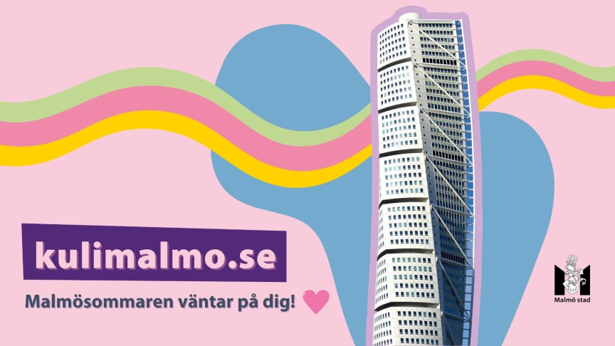 Malmösommaren väntar på dig!
