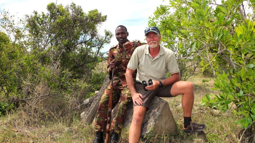 """Foredrag i Aalborg: Afrika er næste """"hotte"""" rejsemål"""