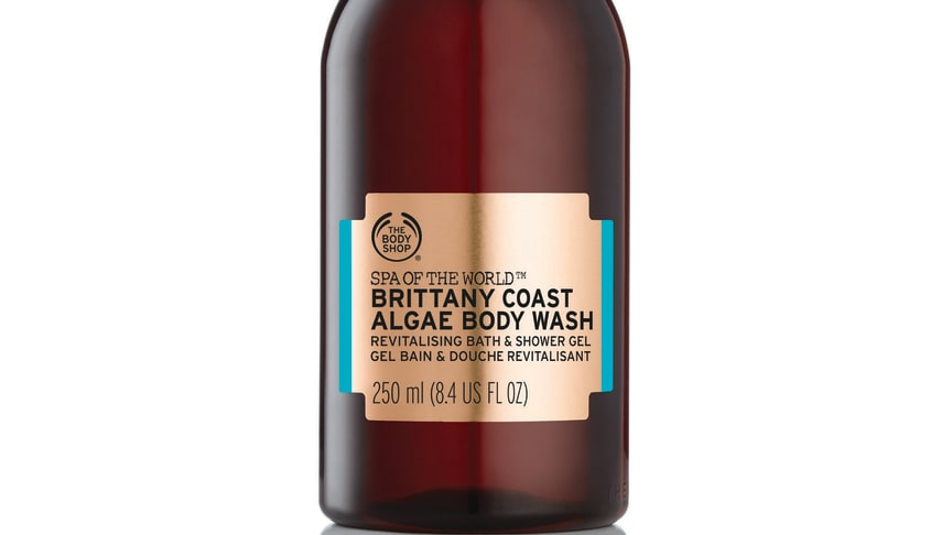 Brittany Coast Algae Body Wash