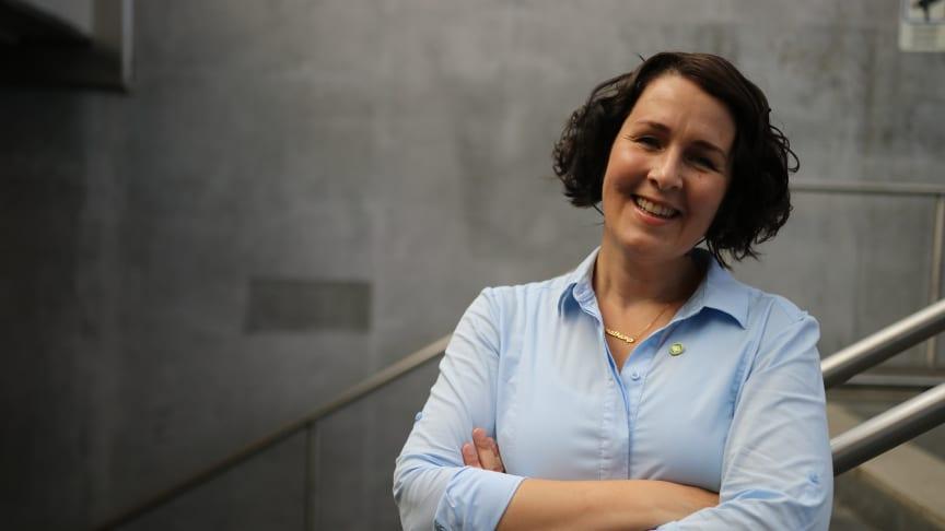 Mätta Ivarsson, gruppledare för MP i Region Skåne, har gått till final i Innovation in Politics Awards.