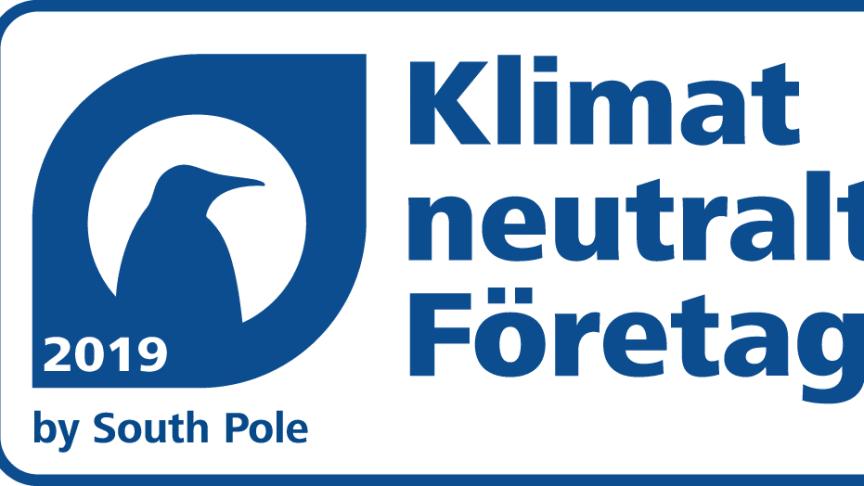 Kvadrat  är certifierade via Southpole.